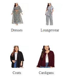 ملابس مقاسات كبيرة 1