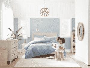 كيف أختار غرفة متكاملة لطفلي من بوتري بارن أطفال؟
